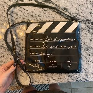 Kate Spade film collection crossbody